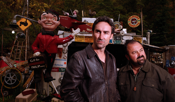 San Francisco Scooter Centre Featured on American Pickers