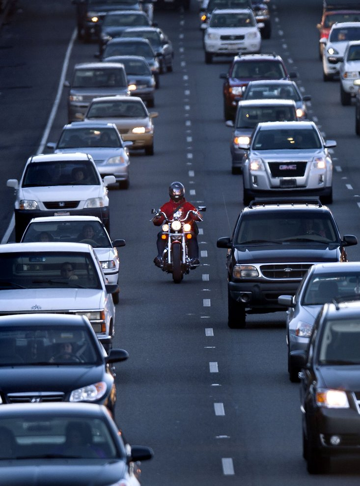 Lane-Splitting by Erin
