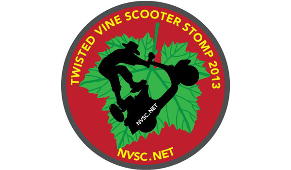 Napa Valley Scooter Club Twisted Vine Scooter Stomp – August 24, 2013