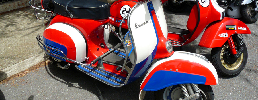 San Francisco Classic Scooter Rally 20th Anniversary – August 15-18