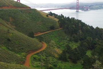 Ride in Marin Headlands & Eat at Pelican Inn (Muir Beach)