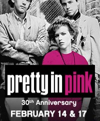SFSG Movie Night – Pretty in Pink – 30 Year Anniversary