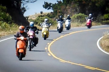 Head to the Hills's Port Costa Ride