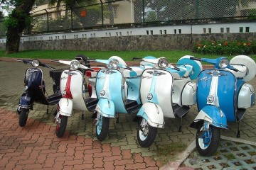 Head to the Hills with the First & Last Chance Scooter Club