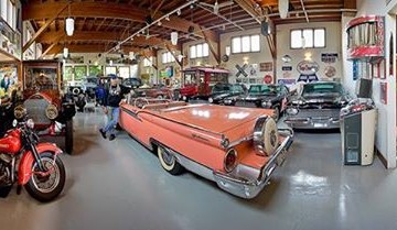Collectors Museum ~ Mt. Tam Wild Ride