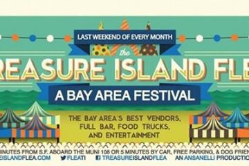 SFSG Ride to Treasure Island Flea Market