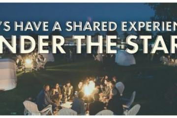 Outdoor Social at the Presidio